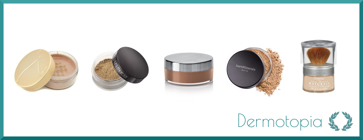 Best Mineral Foundation powders