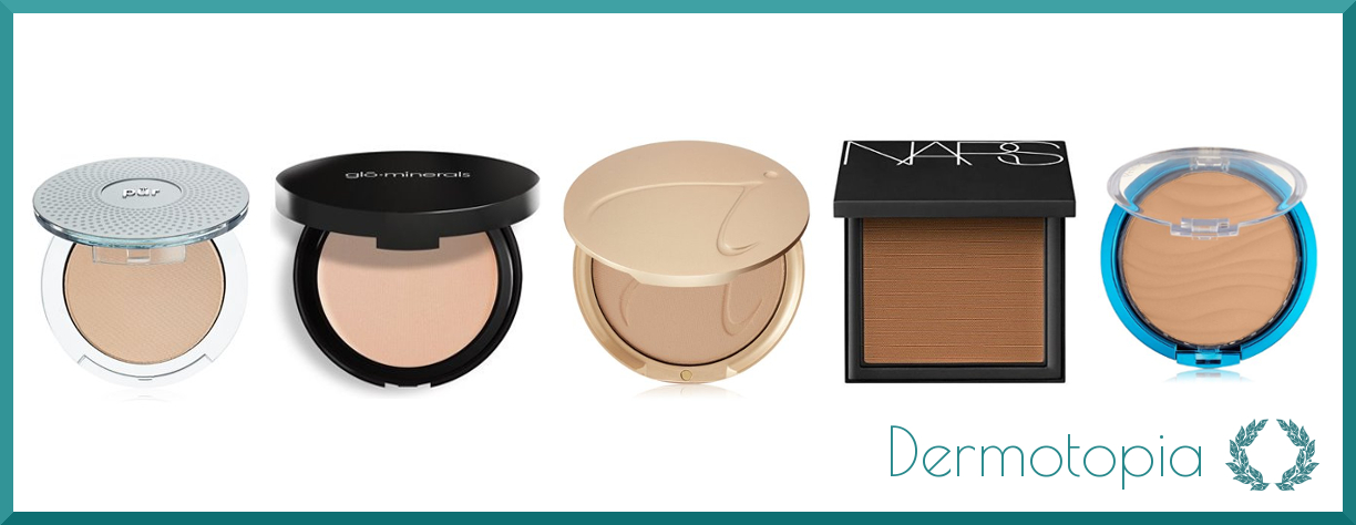 Best Pressed Mineral Foundation Powders