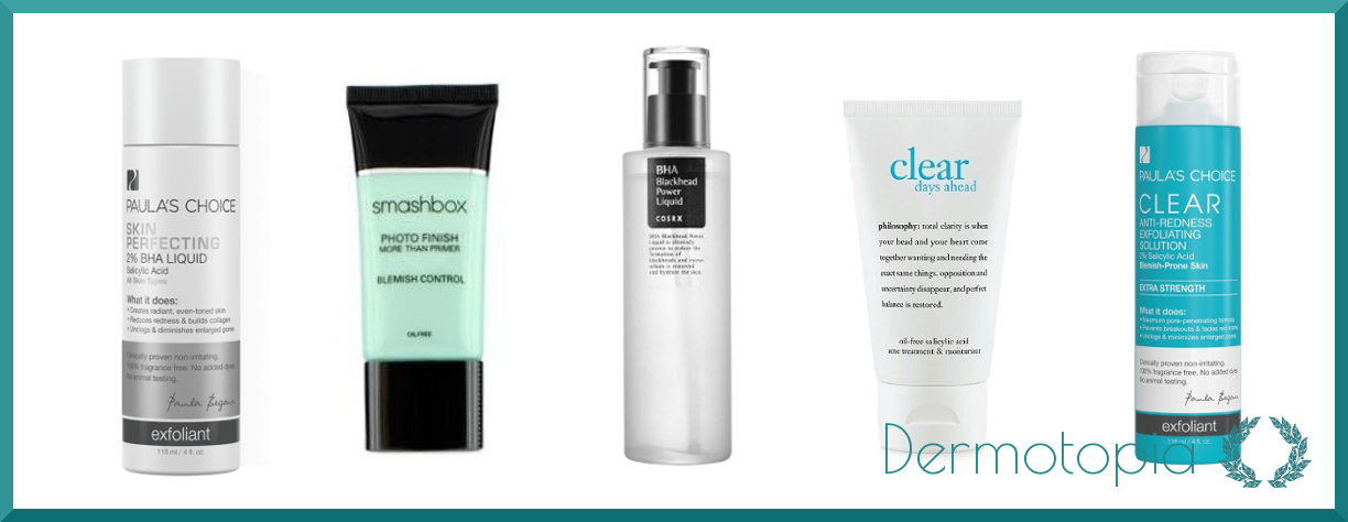 best bha exfoliants
