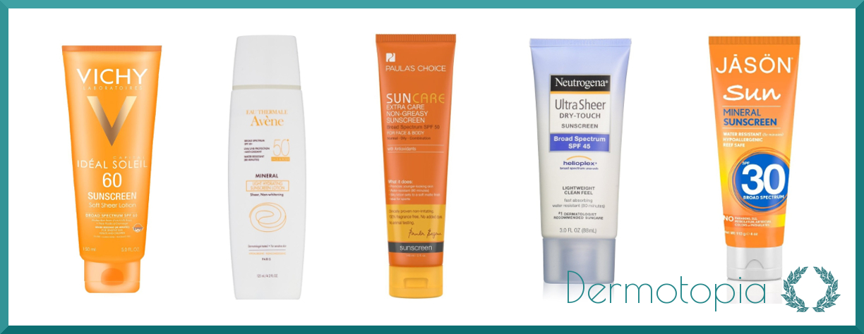 Best sunscreen for face and body