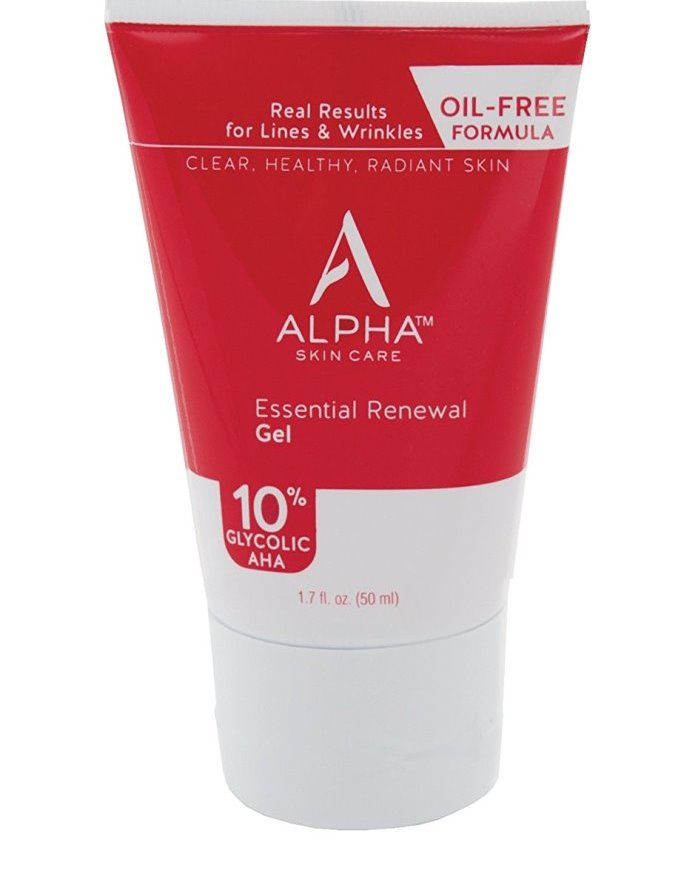 Alpha skin Care Essential Renewal Gel 10% Glycolic Acid
