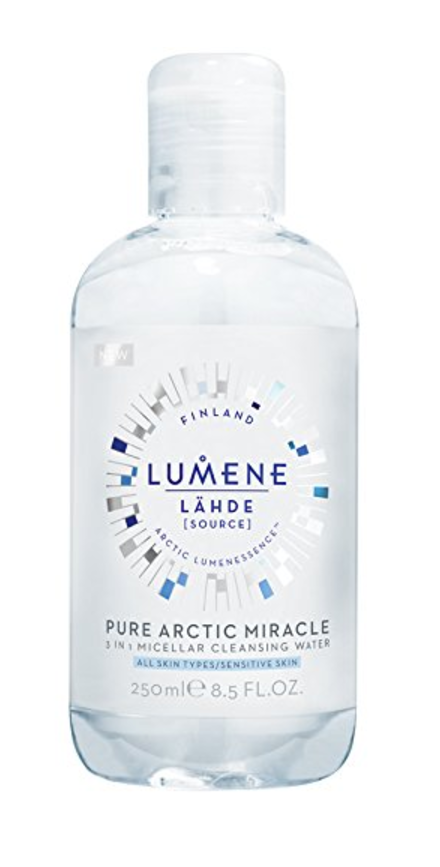 Lumene Pure Arctic Miracle 3-in-1 Micellar Cleansing Water