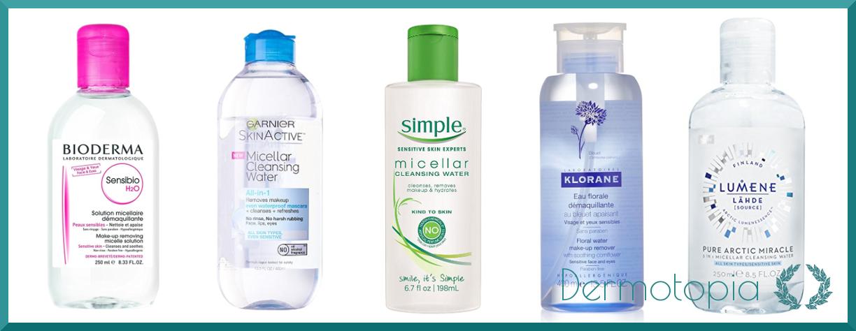 Best Micellar Waters for Sensitive Skin