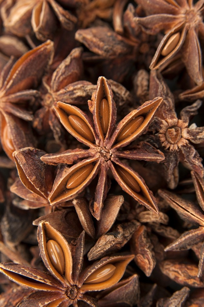 The fragrance anise alcohol can be found naturally in anise